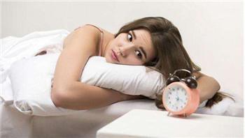 女性更年期失眠怎么办?